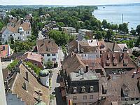 Radolfzell on Lake Constance