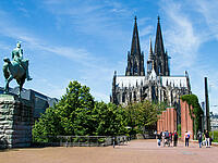 Accommodation Cologne