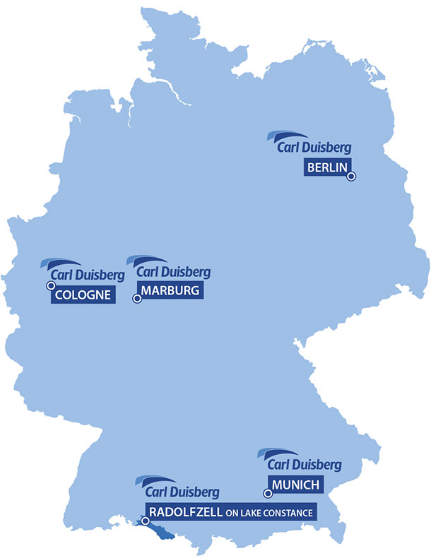 Carl Duisberg Training Centers in Germany